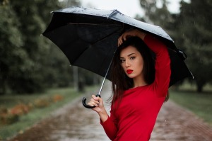Girl Beauty Professional Model Russian Makeup