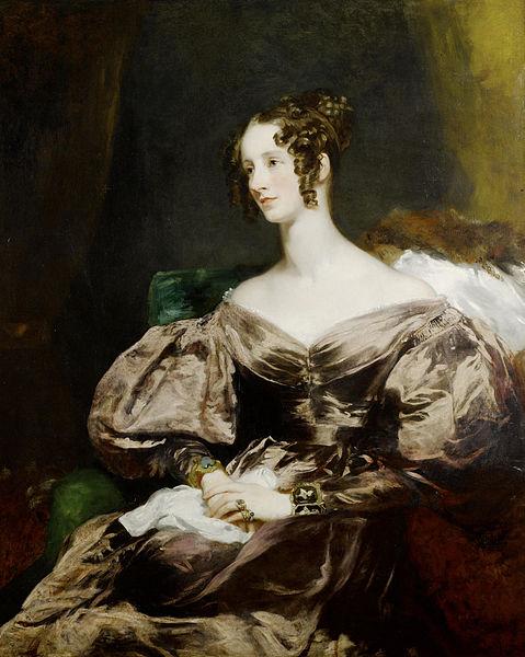 479px-Margaret_Sarah_Carpenter_Portrait_of_Harriet_Countess_Howe